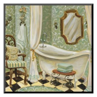 "Art.com ""Designer Bath I"" Wall Art"