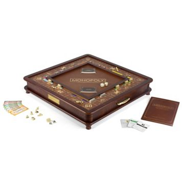 Monopoly Game Luxury Edition by Winning Solutions