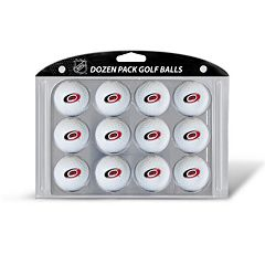 Team Golf Carolina Hurricanes 12-Pack Golf Balls