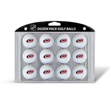 Team Golf Carolina Hurricanes 12-Pack Golf Balls