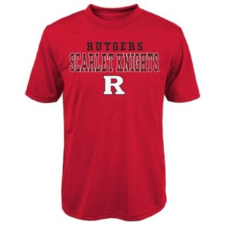 Boys 4-7 Rutgers Scarlet Knights Fulcrum Performance Tee