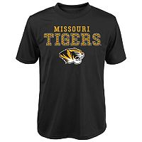Boys 4-7 Missouri Tigers Fulcrum Performance Tee