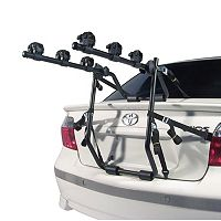 Force Rax Deluxe 3 Bike Trunk Car Rack S.2