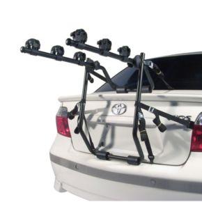 Force Rax Deluxe 3 Bike Trunk Car Rack S.2