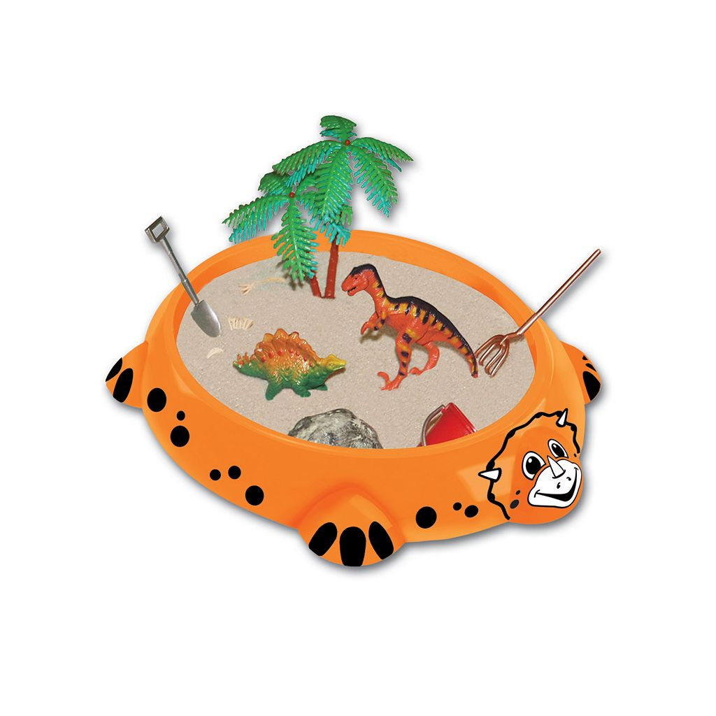 Dinosaur Sandbox Critters Play Set by Be Good Company