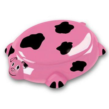 Piggy Farm Sandbox Critters Play Set by Be Good Company