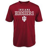 Boys 4-7 Indiana Hoosiers Fulcrum Performance Tee