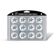 Team Golf Dallas Stars 12-Pack Golf Balls