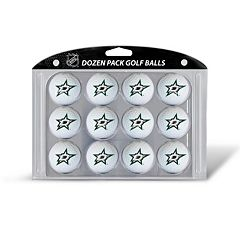 Team Golf Dallas Stars 12-Pack Golf Balls