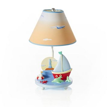 Guidecraft Sailing Table Lamp