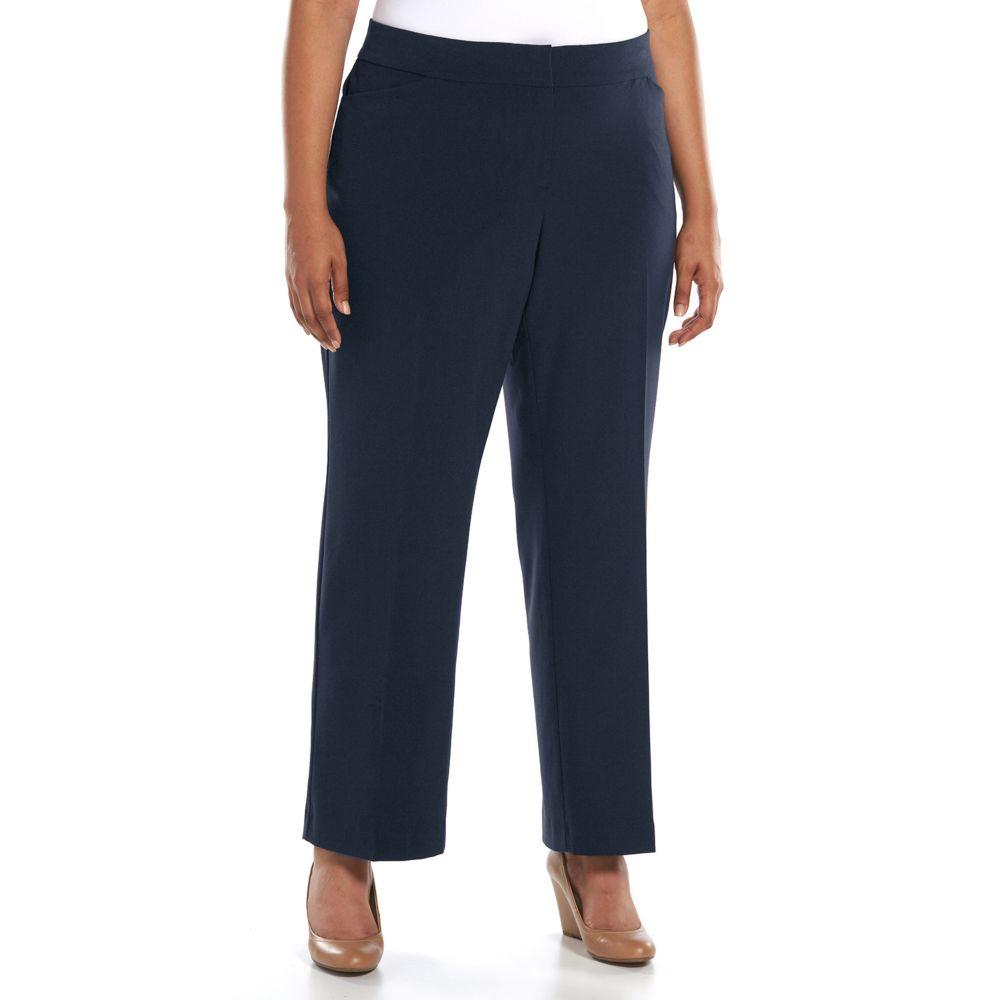 Plus Size Pants   Kohl's