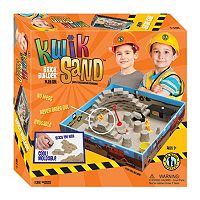 Brick Builder Kwik Sand Set by Be Good Company