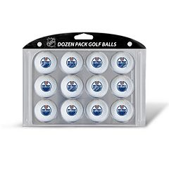 Team Golf Edmonton Oilers 12-Pack Golf Balls