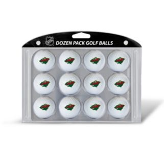 Team Golf Minnesota Wild 12-Pack Golf Balls