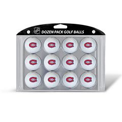 Team Golf Montreal Canadiens 12-Pack Golf Balls