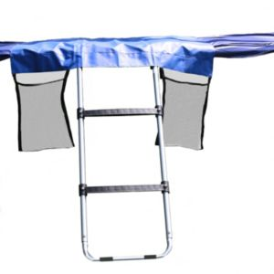 Upper Bounce 9 Ft Trampoline Amp Safety Enclosure Set