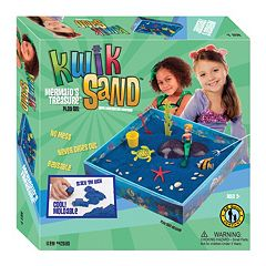 Mermaid's Treasure Kwik Sand Set by Be Good Company