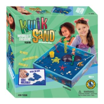 Mermaid's Treasure Kwik Sand Set by Be Good Company