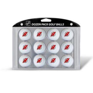 Team Golf New Jersey Devils 12-Pack Golf Balls