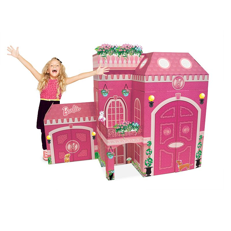 Barbie Full-Size Dream House Playhouse by Neat-Oh, Multicolor