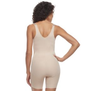 Naomi & Nicole Inside Magic Open-Bust Body Shaper 7092