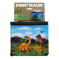 Neat-Oh! ZipBin Dinosaur Tote & 2 Dinosaur Set