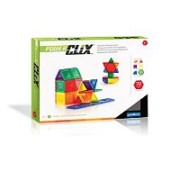 Guidecraft PowerClix 70 pc Solids Set
