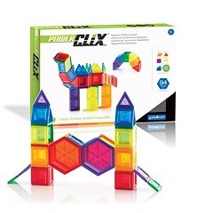 Guidecraft PowerClix 94-pc. Solids Set