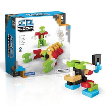 Guidecraft IO Blocks 76-pc. Set