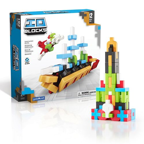 Guidecraft IO Blocks 192-pc. Set