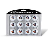 Team Golf New York Islanders 12-Pack Golf Balls