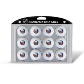 Team Golf New York Islanders 12-Pack Golf Balls