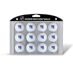 Team Golf New York Rangers 12-Pack Golf Balls