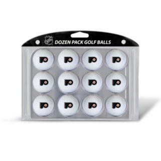 Team Golf Philadelphia Flyers 12-Pack Golf Balls