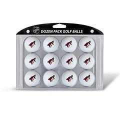 Team Golf Arizona Coyotes 12-Pack Golf Balls