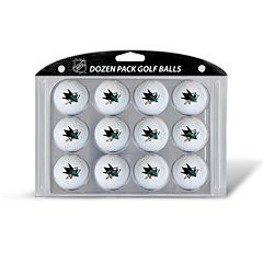 Team Golf San Jose Sharks 12-Pack Golf Balls