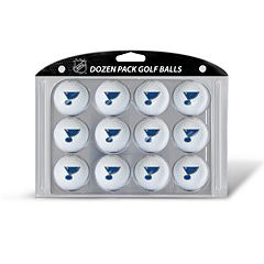 Team Golf St. Louis Blues 12-Pack Golf Balls