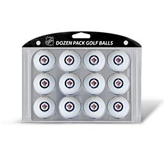 Team Golf Winnipeg Jets 12-Pack Golf Balls