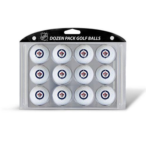 Team Golf Winnipeg Jets 12-Pack Golf Balls