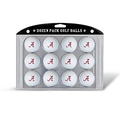 Team Golf Alabama Crimson Tide 12-Pack Golf Balls