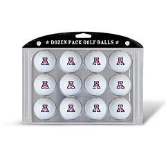 Team Golf Arizona Wildcats 12-Pack Golf Balls