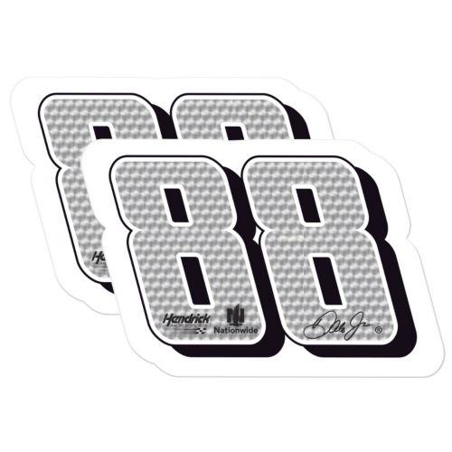 Dale Earnhardt, Jr. Jumbo Magnet Set