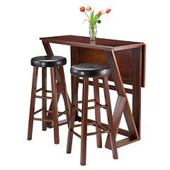 Winsome 3-piece Harrington Dining Set