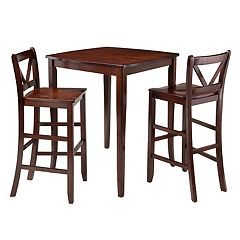 Winsome 3-piece Inglewood Dining Set