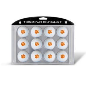 Team Golf Clemson Tigers 12-Pack Golf Balls