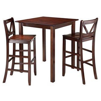 Winsome 3-piece Parkland Dining Set