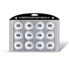 Team Golf Georgia Bulldogs 12-Pack Golf Balls