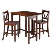 Winsome 3 pc Lynnwood Dining Set