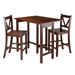 Winsome 3-piece Lynnwood Dining Set
