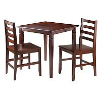 Winsome 3 pc Kingsgate Dining Set